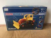 fischertechnik - 520395 ADVANCED Bulldozer Konstruktionsspielzeug