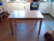 Verkaufe Küchentisch Esstisch Holz