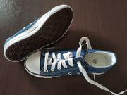 Canvas Sneaker Gr 37