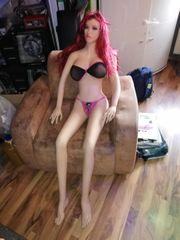Love doll 170cm sexpuppe