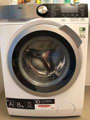 AEG Jubiläums Set Waschmaschine und