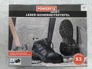 Arbeitsschuhe Sicherheitsschuhe S3 NEU Leder