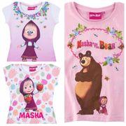 Masha und der Bär T-Shirt