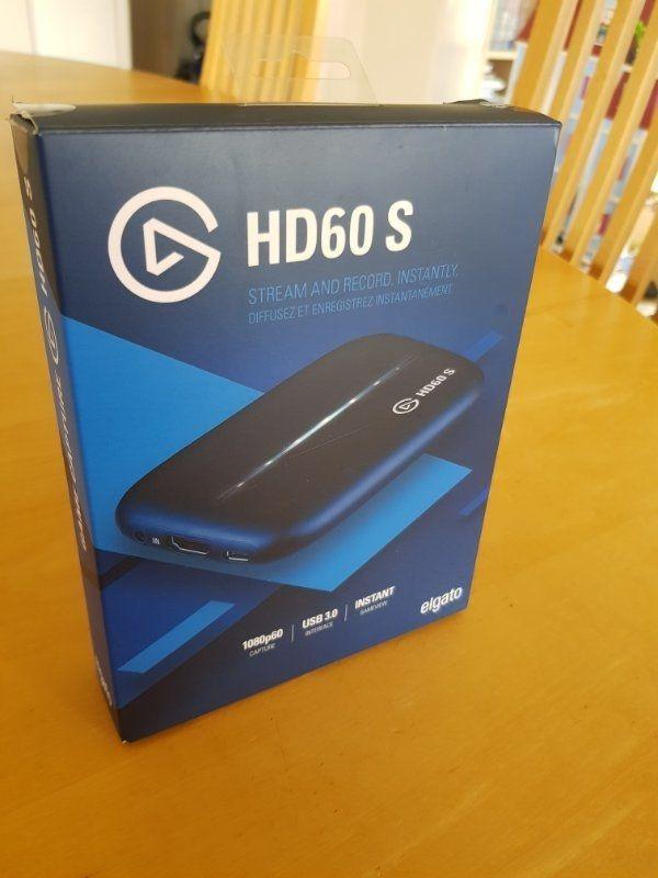 Elgato GameCapture HD60 S