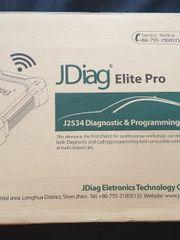 Original Jdiag Elite Pro KFZ