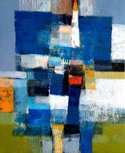 Großes neues BALI-Gemälde inkl Keilrahmen