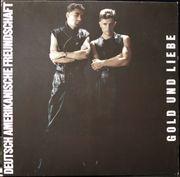 LP Schallplatte DAF Deutsch Amerikanische