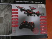 VIVANCO Quadrocopter mit Kamera Drohne