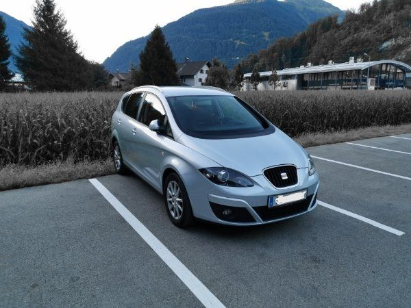 Seat Altea Xl 4
