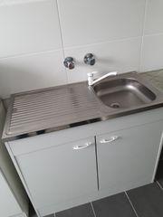 küchenunterschrank mit spüle sifon armaturen
