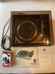 Dual Schallplattenspieler 1226 240 LPs
