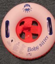 Babyschwimmring mit Sitz