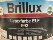 4 l Latexfarbe BRILLUX
