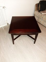 Holztisch zu verschenken