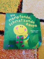Das Buch Die Raupe