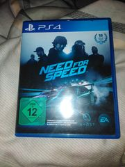 Ps4 Spiel Need For Speed