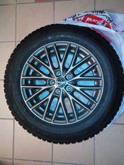 Winterkomplettradsatz für Audi Q5 8R