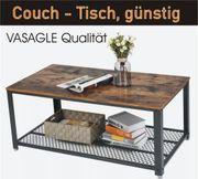 Couch - Tisch