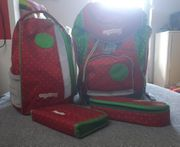 ergobag Schulranzen pack Rucksack Sporttasche
