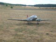 DC3 Flugzeug 36m komplet mit