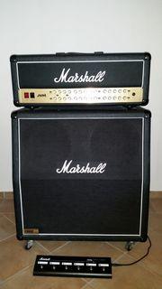 Gitarrenverstärker Marshall JVM 410H Gitarrenbox