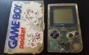 Gameboy Pocket transparent Top Zustand