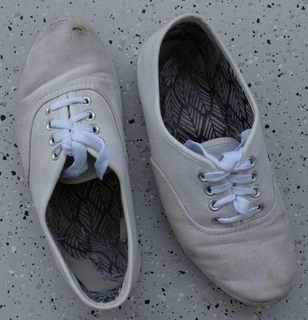 Fetischartikel Getragene Wäsche Schuhe stinkende