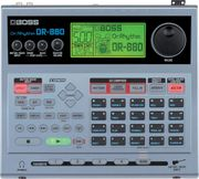 Boss DR 880 Drumcomputer