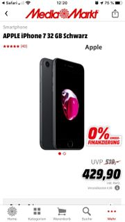 iPhone 7 32gb neu