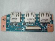 USB Board IFX-618 DA0HK6TB6F0 Sony
