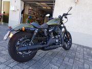 Harley Davidson Sportster XL 883N