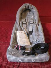 Weber Babyschale - Fahrradanhänger
