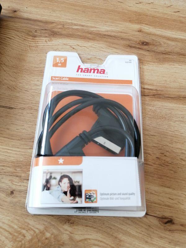 Scart Kabel für TV DVD