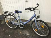 Kinder u Mädchen Fahrrad von