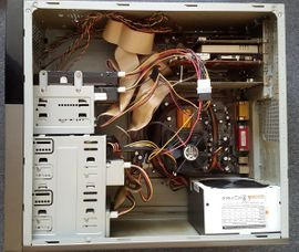 PCs bis 1 GHz - PC mit WIN XP und