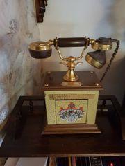 Nostalgie Bavaria Kurbeltelefon RAR