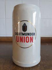 Bierkrug Maßkrug Dortmunder Union