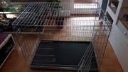 Hundekennel groß Transportbox Tierkäfig