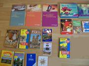 Bücher Sprüchekalender Pläne zB Paris