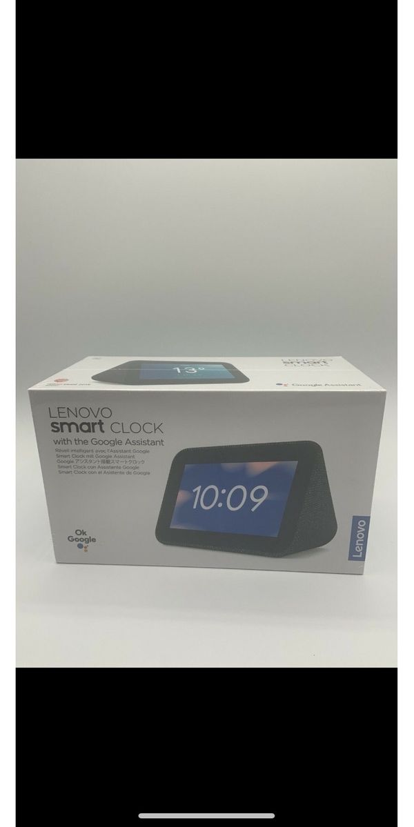 Lenovo Smart Clock mit Google Assistenten