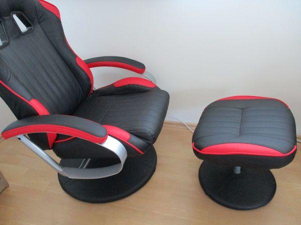 Relaxsessel Gaming Racing Sessel Fernsehsessel