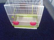 Vögel Käfig mit Zubehör