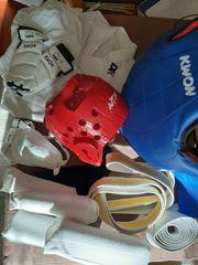 Taekwondo Anzug Gr 150 und