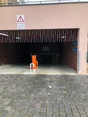 Tiefgarage Stellplatz Augsburg Pfersee im