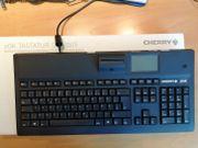 eGK Kartenterminal mit CHERRY Tastatur