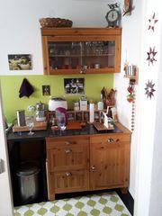 Küchenschränke aus Massivholz