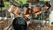 Schlagzeug Sonor Phonic Metallic Bronze