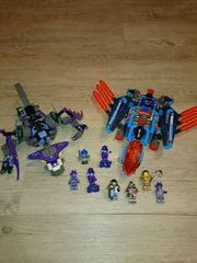 Lego nexo knights 70351 70353
