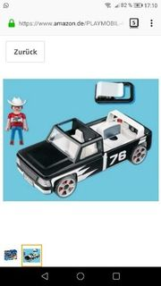 Playmobil 4340 Mitnehm Pick-up
