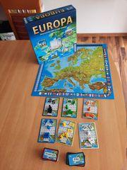 Europa Gesellschaftsspiel Brettspiel Kosmos